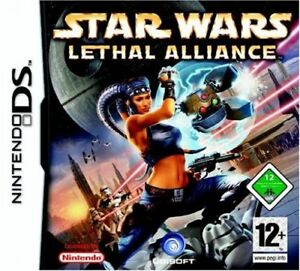 Star-Wars-LETHAL-ALLIANCE-NINTENDO-DS-USATO