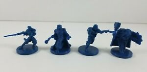 D-amp-D-Characters-Miniatures-Wrath-of-Ashardalon-Dragonborn-Dwarf-Half-Orc-Elf-2in