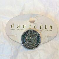 Danforth Pewters Geiger Commemorative Pin