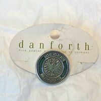 Danforth Pewters Geiger Commemorative Pin