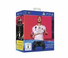 Artikelbild PlayStation 4 Wireless Contr. Black + FIFA 20 PS4 NEU & OVP