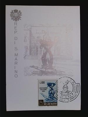Maximumkarten 2019 Neuer Stil San Marino Mk 1963 Riccione Brunnen Maximumkarte Carte Maximum Card Mc Cm C7739 In Vielen Stilen Briefmarken
