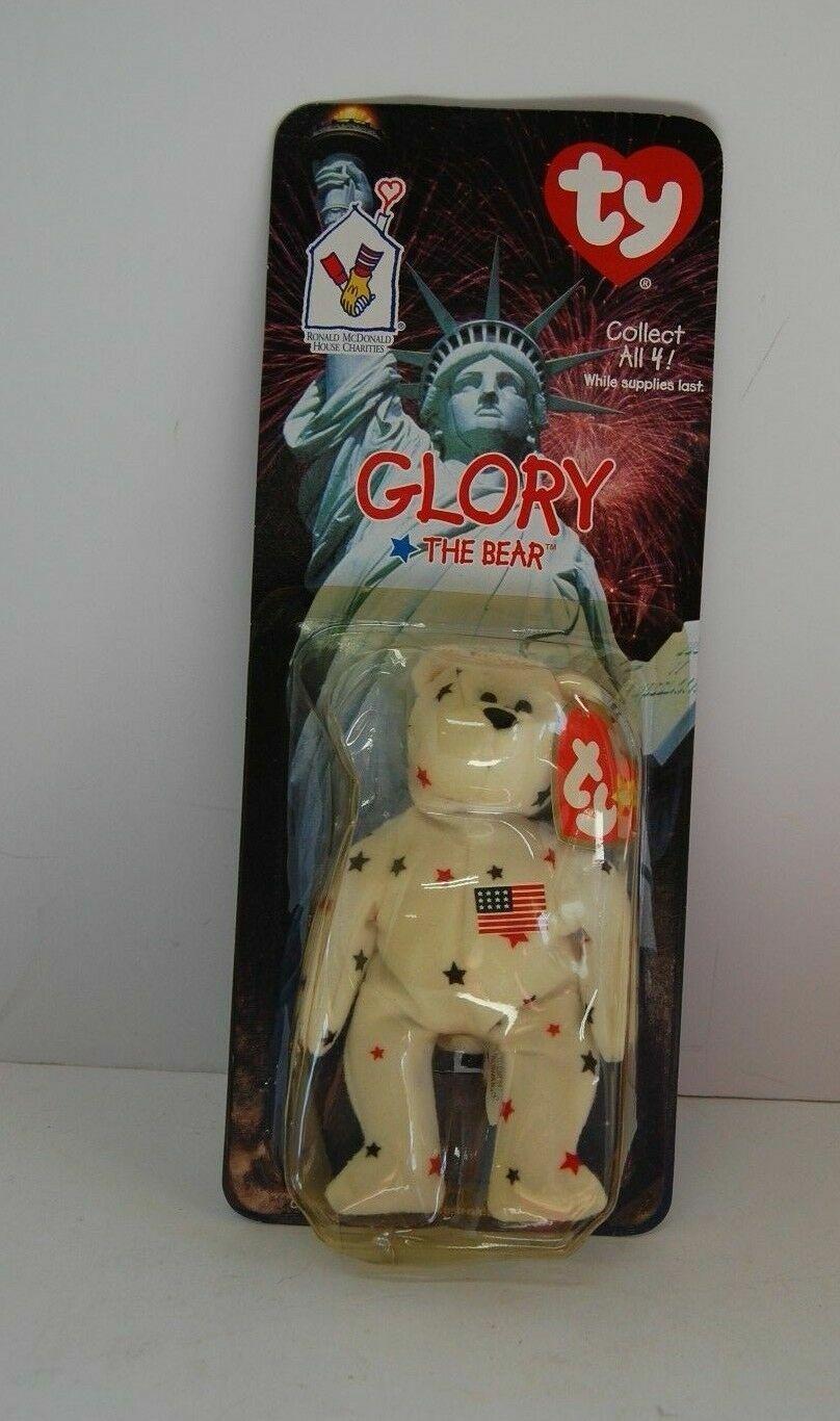 El oso glorioso, el bebé de McDonald 's tabini en 1997 y el raro error del roble en 1993.