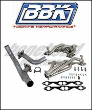 BBK Performance Chrome Headers & Y-Pipe Exhaust 94-95 Camaro Firebird LT-1 5.7L