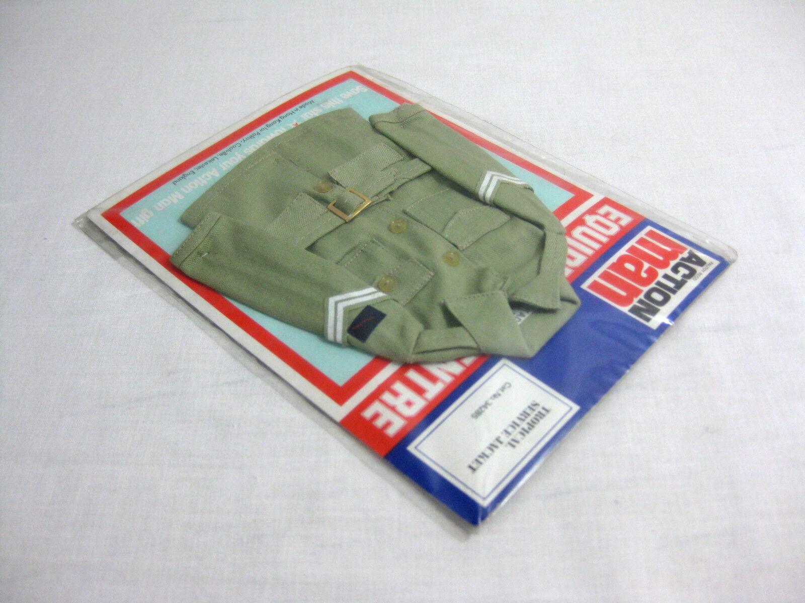 NEW 1970s Action Man ✧ Tropical Service Service Service Jacket ✧ Vintage Equipment Centre MOC d696e2
