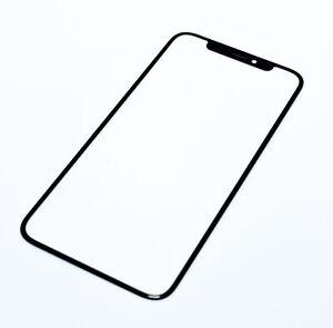 Verre Devant Pour Apple IPHONE XS Max 6.5 Vitre UV de Remplacement 3D Smooth