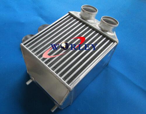 "5/"" Side mount For Renault Super 5 R5 GT turbo 1985-1991 Aluminum Intercooler+fan"