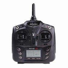 100% Walkera DEVO 7E 2.4G 7CH DSSS Radio Control Transmitter Model 2 US Shipping