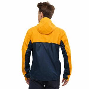 Details about Salomon outspeed Hybrid Jacket Mens Rain Jacket Windbreaker Functional Jacket New show original title