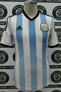 maglia-calcio-ARGENTINA-TG-S-2013-14-shirt-maillot-camiseta-trikot