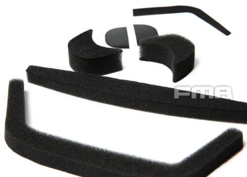 FMA Mask Replace Pads for Outdoor Paintball Airsoft F2 Full Face Mask FM-G0013