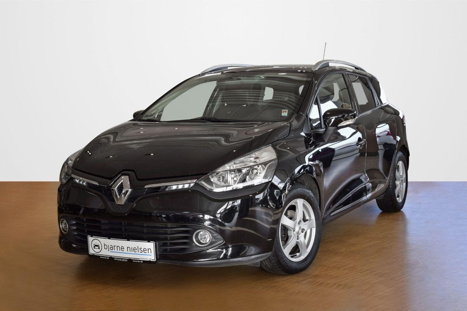 Renault Clio IV 1,2 16V Expression ST