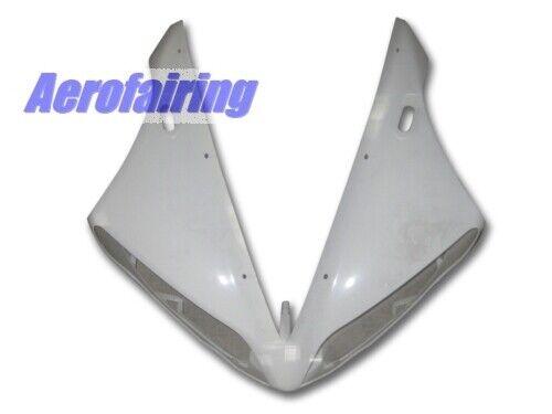 Cabeza de reemplazo de la parte superior sin pintar Carenado Cubierta para Yamaha YZF R1 2004 2005 2006