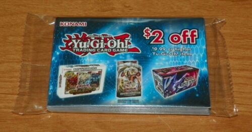 Factory Sealed Yu-Gi-Oh! 20 card 2014 Target Promotional Pack