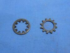 "NOS BSA Engine Shaft Timing Gear Locking Washer, Shakeproof 1/2"", Part # 65-0695"