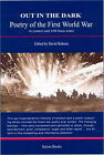 Out in the Dark: Poetry of the First World War in Context and with Basic Notes by Saxon Books (Paperback, 1998)