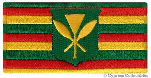 ORIGINAL-HAWAII-STATE-FLAG-embroidered-iron-on-PATCH-HAWAIIAN-Kanaka-Maoli