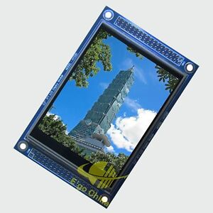 3-2-034-TFT-LCD-Module-240x320-RGB-Touch-Screen-Display-Monitor-with-PCB-Adapter