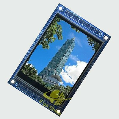 """3.2"""" TFT LCD Module 240x320 RGB Touch Screen Display Monitor with PCB Adapter"""