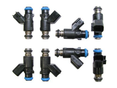 Set of 8 BRAND NEW OEM Fuel Injectors GM 4.8L /& 5.3L 2010-15 12613411