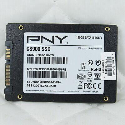 """SSD - SSD7CS900-960-RB PNY CS900 960GB 2.5/"""" Sata III Internal Solid State Drive"""