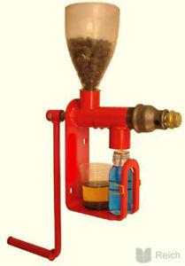 Ol-Presse-Olpresse-Oelpresse-handbetrieben-zur-Pressung-von-Olen-aus-Samen-Neu