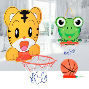 Basketball-Stand-Child-Toy-Basketball-Board-Cartoon-Animal-Kids-Outdoor-Indoor