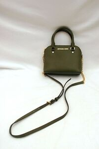 14cf33e9d660 NWT Michael Kors Cindy Saffiano Leather XSmall Top Handle Crossbody ...