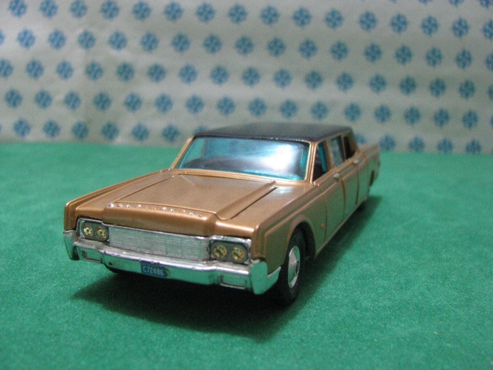 Vintage  -   LINCOLN CONTINENTAL    - 1 43  Corgi Toys  262  Nuova