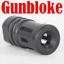 SWEDISH-MAUSER-Muzzle-brake-Compensator-7-Port-6-5x55-M38-M96 thumbnail 1