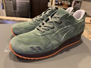 size 40 9be44 b3b93 Details about Ronnie Fieg x Asics Gel-Lyte III Militia Mossad Sz 13 Legends  Day Japan Kith RF