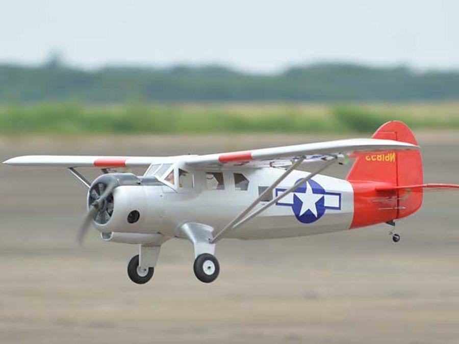 Pichler Noorduyn Norseman 1840mm Transport Plane Arf Finshed Model C8516