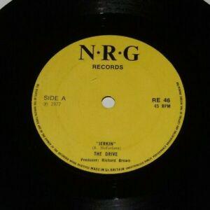 THE DRIVE - JERKIN - PUSH N' SHOVE - NRG 1977 - KBD - EXCELLENT