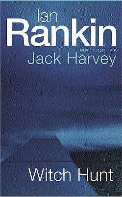 """AS NEW"" Witch Hunt: A Jack Harvey Novel, Rankin, Ian, Book"
