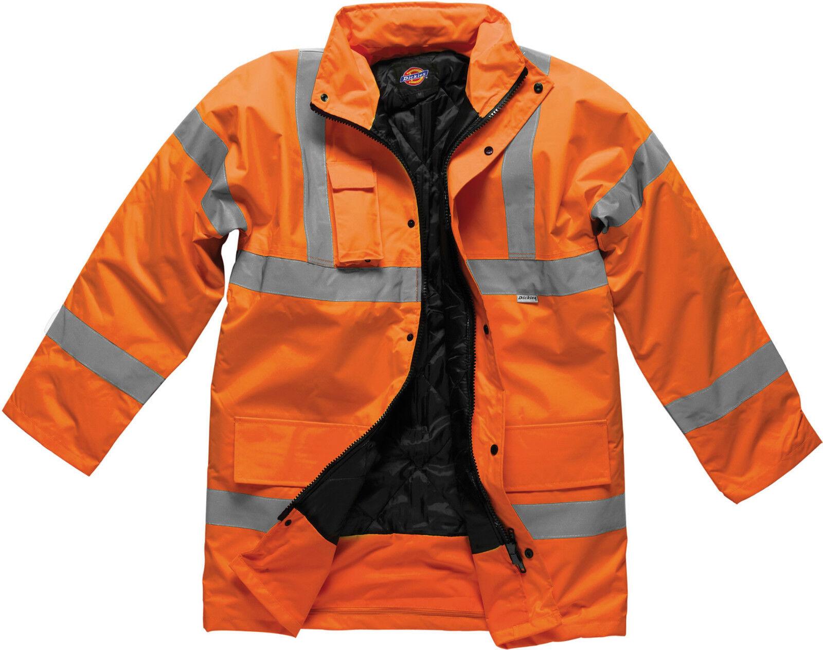 Blouson imperméable de  sécurité Naranja. DSA22045  Todos los productos obtienen hasta un 34% de descuento.