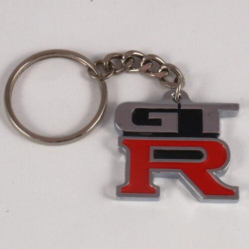 GTR Keyring Key Ring New for Skyline GT R R31 R33 R34 R32 GTS GTST RB25 RB26 RED