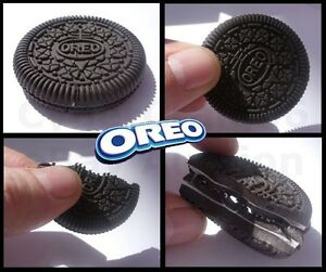 a84d29f4dd2 Details about OREO COOKIE BITE OUT RESTORE MAGIC TRICK BITTEN & RESTORED  OBEO FAKE BISCUIT WOW