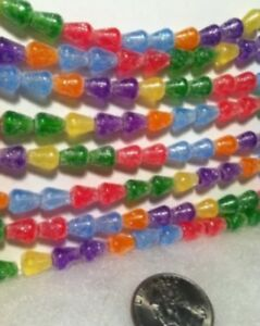 Details About Miniature Gumdrop Candy Garland For Christmas Trees Or Use Beads For Crafts