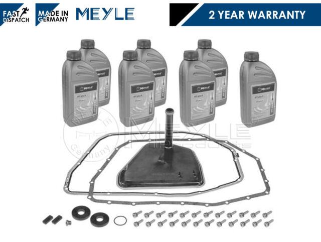 Vw Audi Meyle Automatic Gearbox Transmission Sump Pan Oil Change Kit