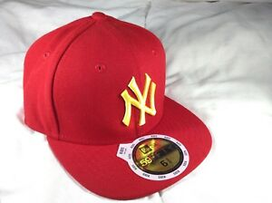487095a8bce37 Kids NEW ERA 59FIFTY New York Yankees CAP hat size 6 3/4 53.9cm with ...