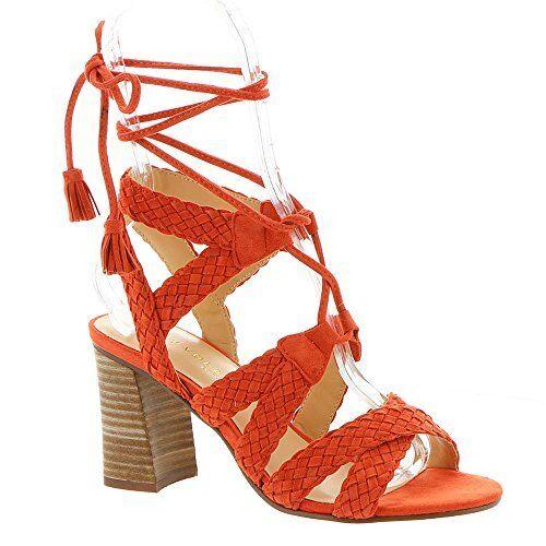 Pick SZ//Color. Very Volatile Womens Kaia Heeled Sandal