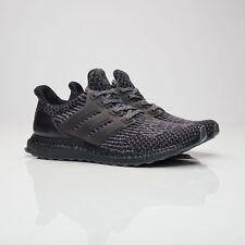 648346f96ed adidas Ultra Boost 3.0 Triple Black Cg3038 Ultraboost US 11 Running ...