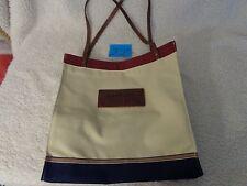 LONGABERGER 2003 BEE TOTE BAG,love it live it share it,purse,handbag,basket,nice