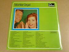 ORGAN LP / MORTIER ORGEL