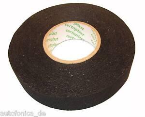 Certoplast-Gewebeband-525-SE-19mm-x-25m-Adhesive-Cloth-Tape-bis-150-C-bmw-MwSt