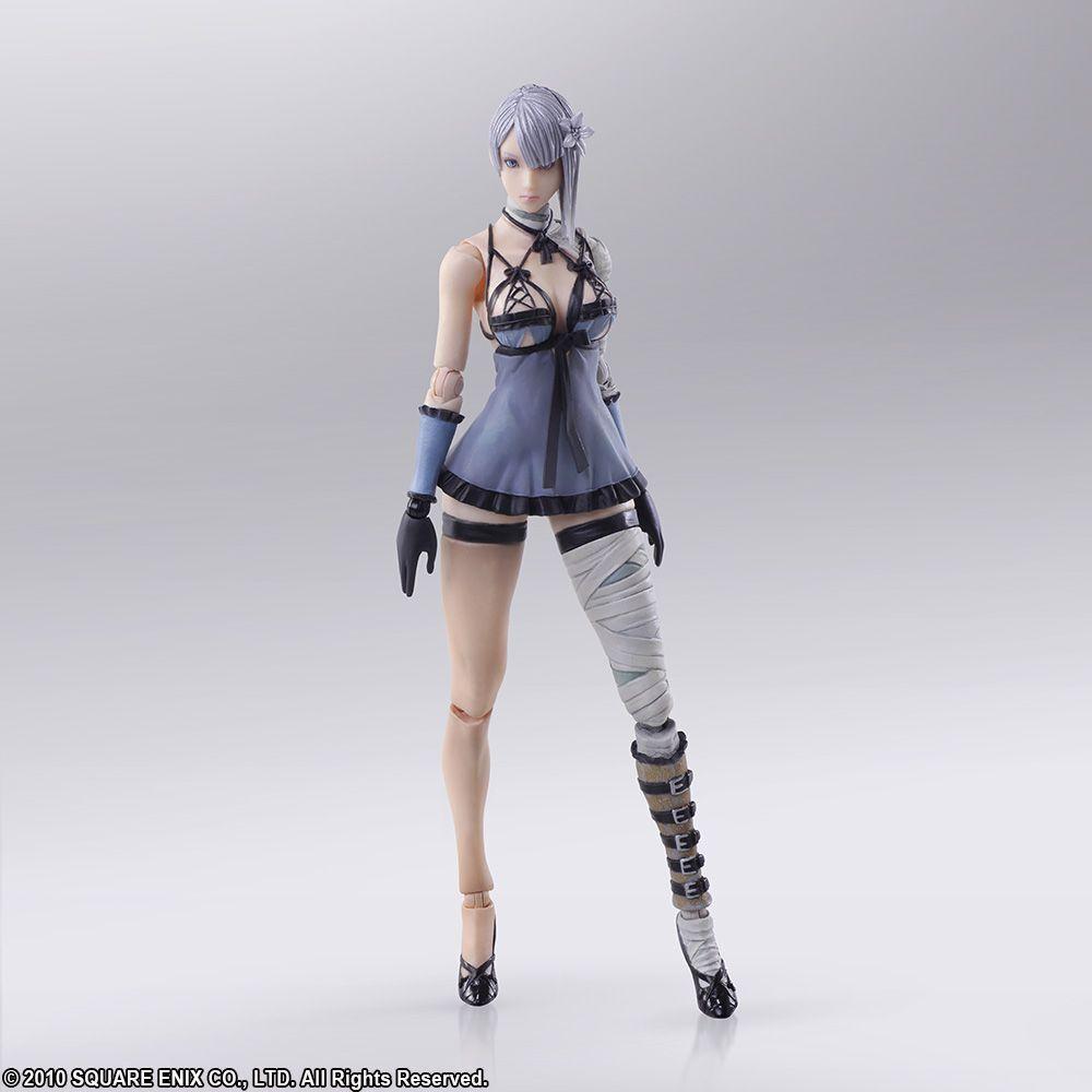 Nier: Automata - Kaine Bring Arts Action Figure (Square Enix)