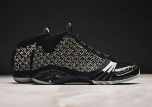 2e549d7c4537 Nike Air Jordan 23 XX3 Retro Trophy Room Black Gold Size 13. 853336 ...