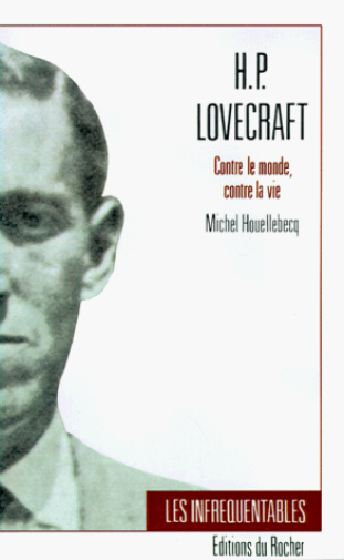 Houellebecq Michel-Fre-Hp Lovecraft (US IMPORT) BOOK NEU