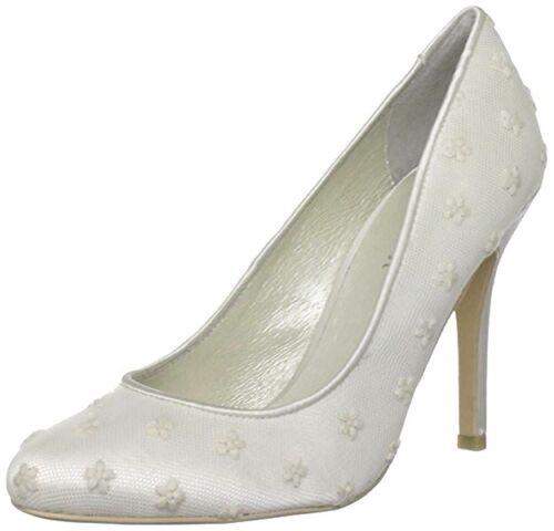 Tulle Taille £ Mariage 7 Dentelle 124 Rrp Chaussures Mariée Lia De De 5 6 40 Uk Menbur ZESvdqw