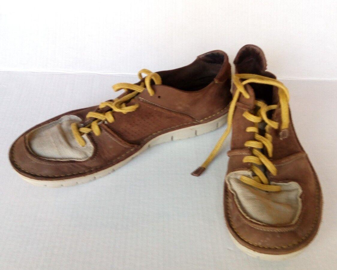 nike air hommes en cuir / suÈde / toile taille brun foncé et kaki, des chaussures taille toile 15 47586c